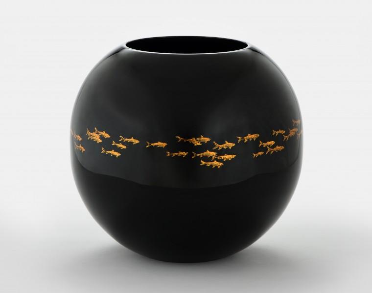 달항아리(黑)